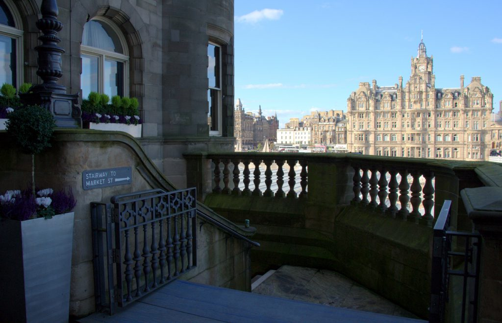 The Scotsman Steps