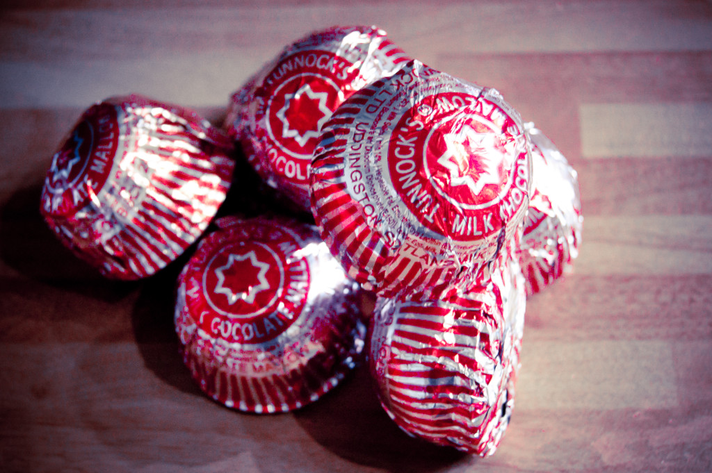 Tunnock Teacake